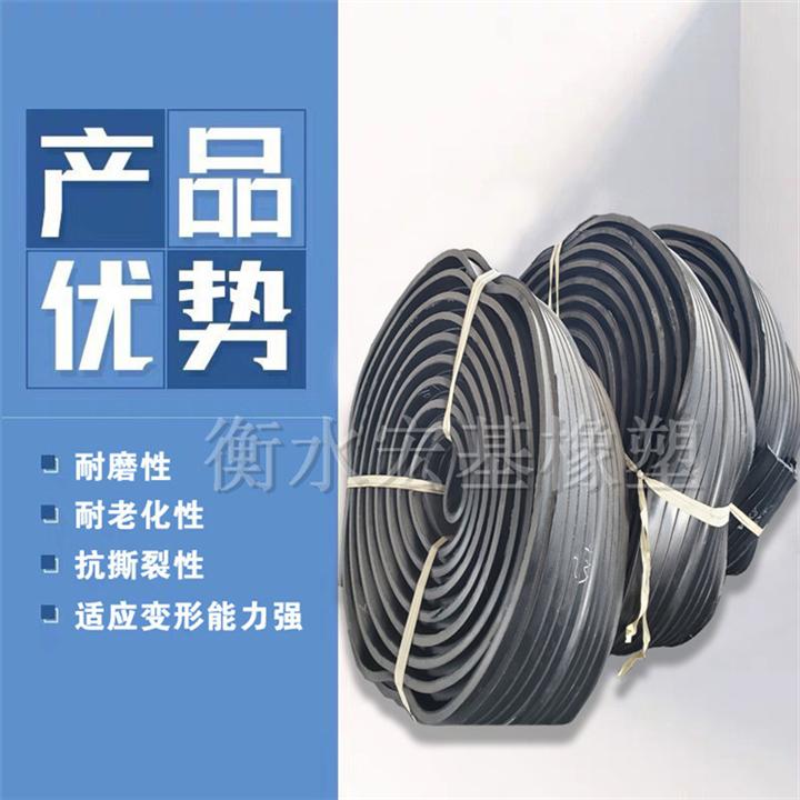 莆田变形缝橡胶止水带300乘6橡胶止水带生产厂家