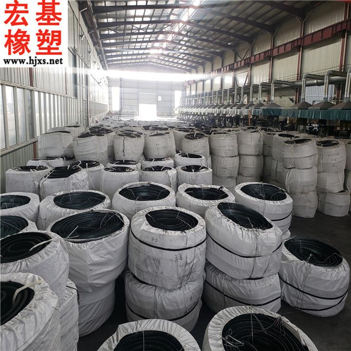 埋入式橡胶止水带蚌埠宏基埋入式橡胶止水带生产厂家