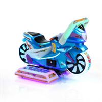 儿童3D游戏机儿童TT摩托赛车动感摩托车游戏机