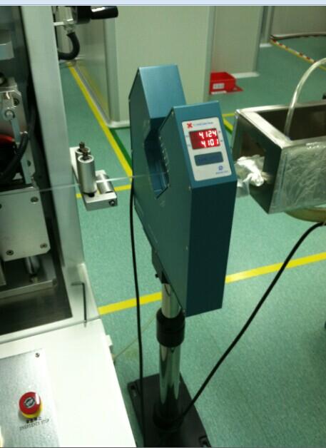 双向激光测径仪