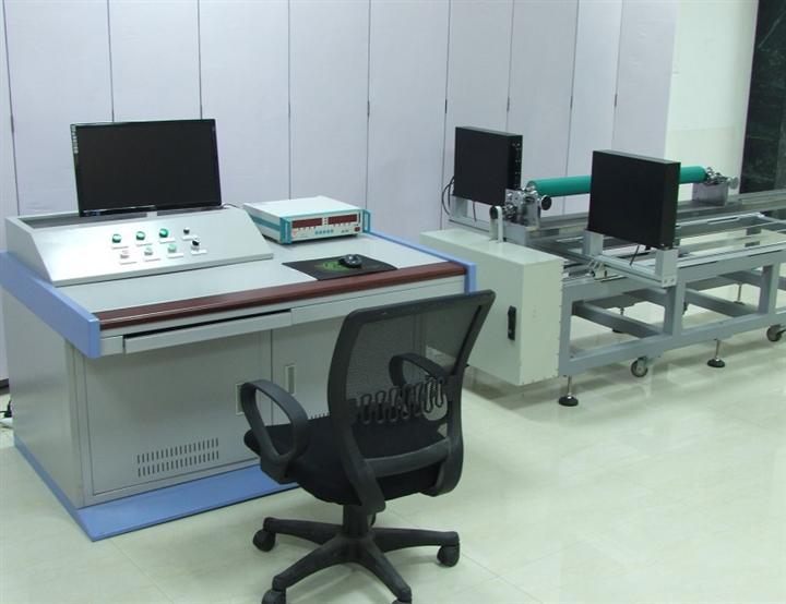 印刷胶辊外径跳动测量机