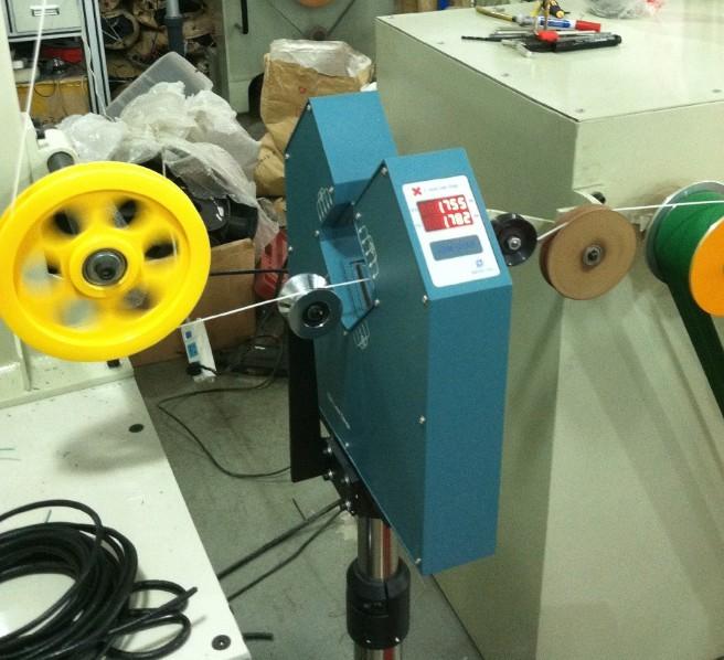 双轴激光测径仪LDM25XY