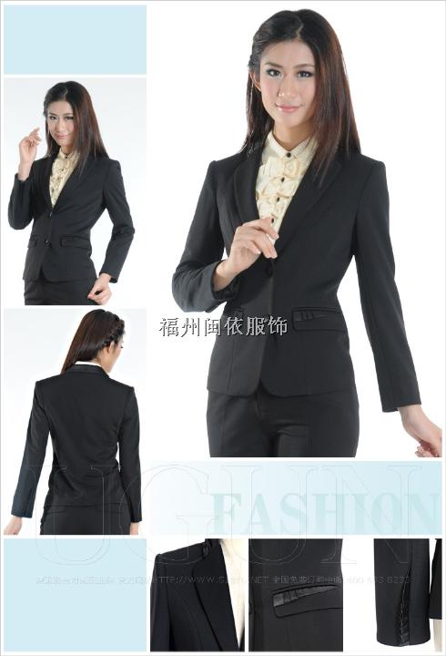 福清福州西装OL制服、行政服装