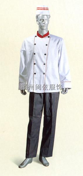 福州市厨师服装