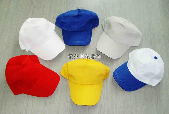福州市加工生产太阳帽,鸭舌帽