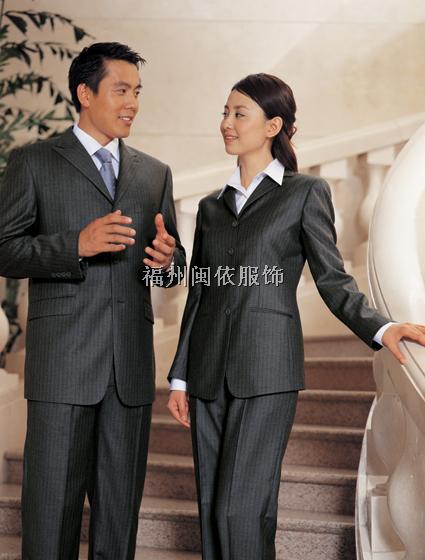 男女行政制服、西服、职业西服,