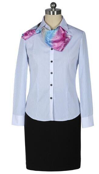 女衬衫W100303