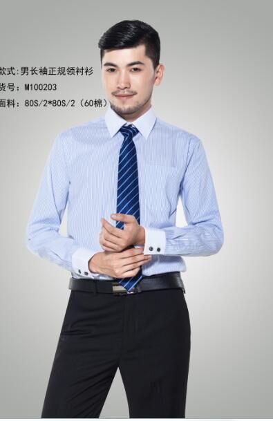 2017男衬衫M100203