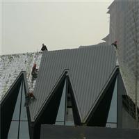 青岛红树林钛锌板屋面项目
