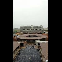 玉子春秋园钛锌板屋面项目