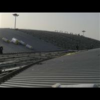 图木舒克机场铝镁锰屋面项目