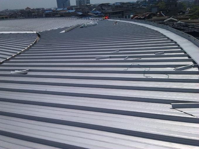 天津铝镁锰合金屋面板