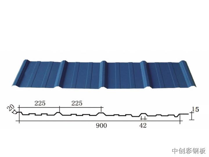 yx15-225-900彩钢板