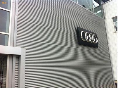 波纹铝镁锰板