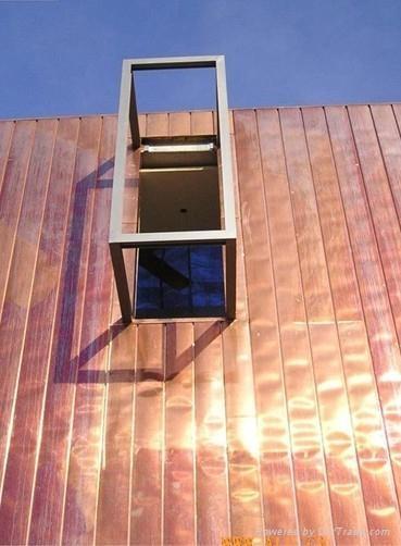太古铜板屋面介绍