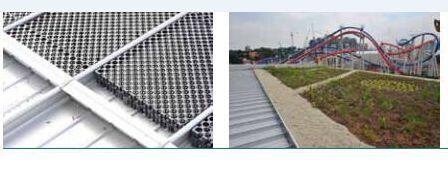 铝镁锰种植屋面系统