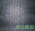 小菱形橡胶板/菱形胶板/防滑橡胶板