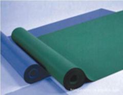 河间绿/兰平橡胶板,各种颜色胶板供您选择