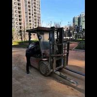 赣州专业叉车租赁:康发起重吊装