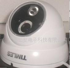 广州三安监控设备 监控摄像头 点阵半球 夜视半球 阵列摄像机 天尼视电子眼