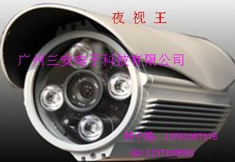 广州三安天尼视 夜视王 点阵摄像机 高清600线 监控设备 代替�?�580线摄像机