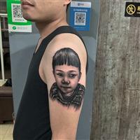 南昌纹身相片
