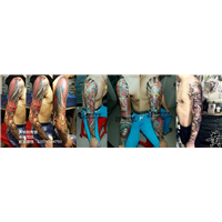 南昌最好的纹身店  南昌修改纹身  南昌纹身多少钱 南昌纹身店