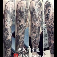南昌纹身、南昌哪里纹身好、南昌最好的纹身店
