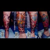 ◆≌★南昌最好的纹身店★≌◆