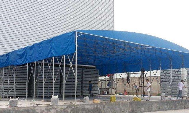 湖南工程推拉蓬