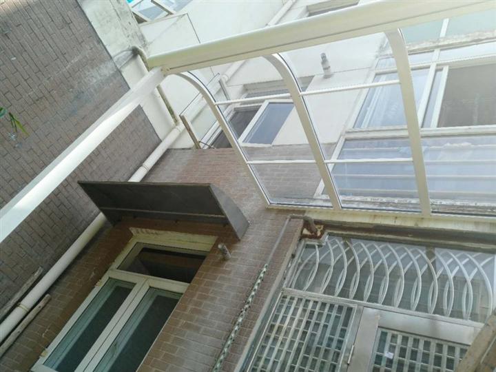 长沙铝合金窗台棚定做