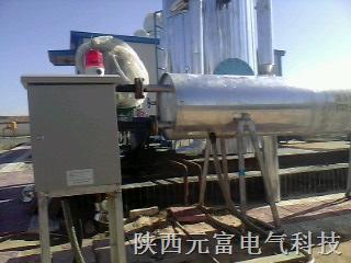 复合感应管道加热系统