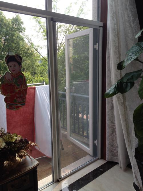 成都隐形纱窗 成都纱窗 成都隐形折叠纱窗