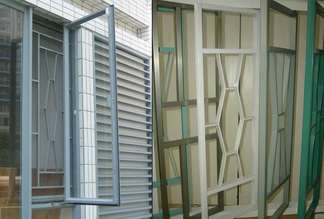 成都铝窗花防护铝窗花