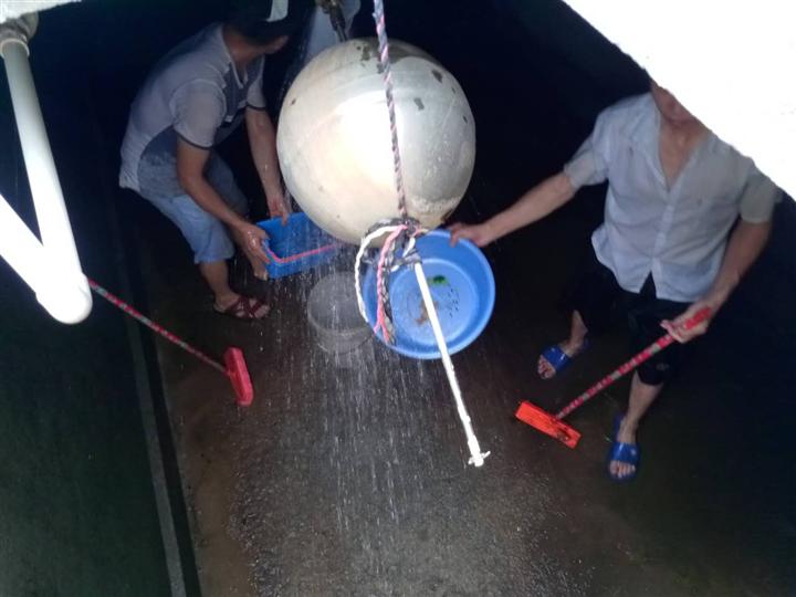 莆田水池清洗