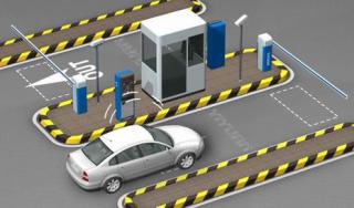 智能云停车系统