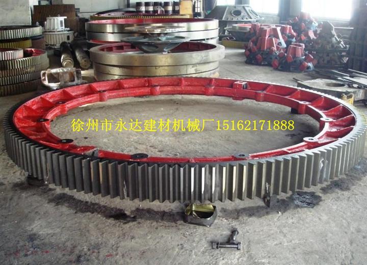 直��1.5米1.8米2.2米�L筒烘干�C大�X��L圈托�
