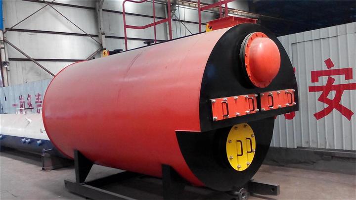 邢台锅炉厂常压燃油燃气热水炉
