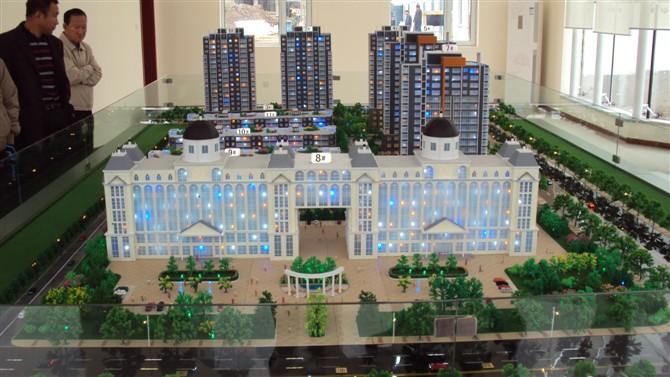 吉林模型公司、长春房地产模型沙盘