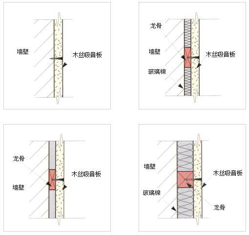 木丝吸音板综合(9)