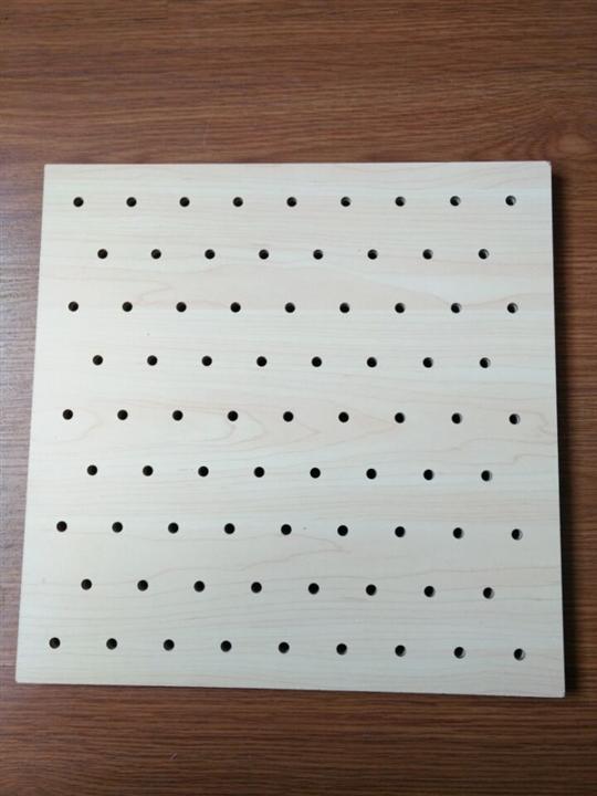 木质吸音板(10)