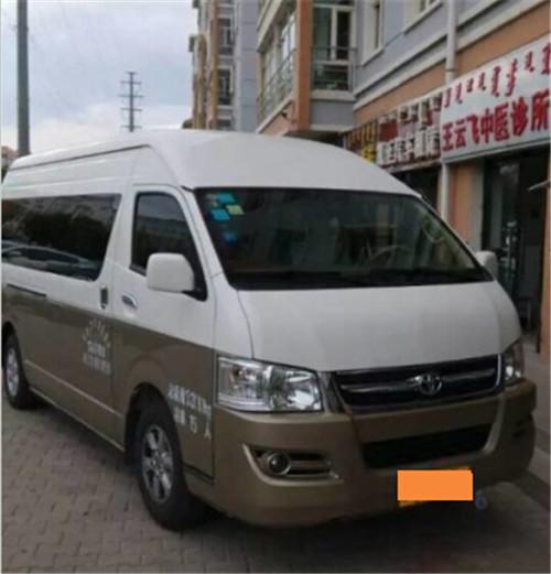扬州商务包车
