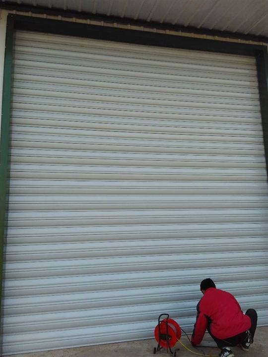 郑州车库门厂家丨郑州电动卷闸门