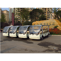 新疆益高EG608AK觀光電動車