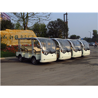 新疆益高EG611AK觀光電動車