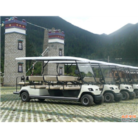 新疆益高EG6043P警務電動車