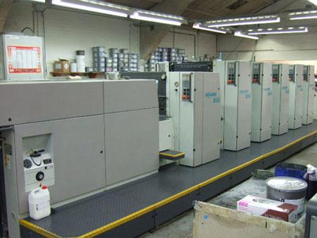 上海印刷机喷漆厂家