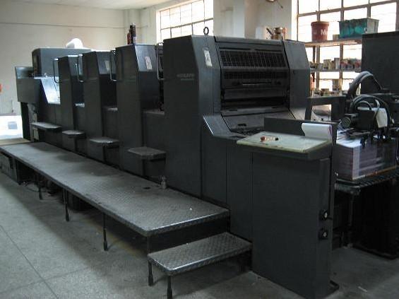 上海印刷机喷漆